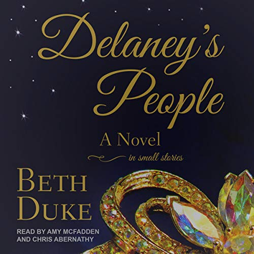 Delaney's People: A Novel in Small Stories cover art