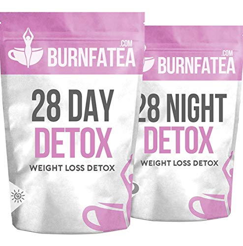 Burnfatea 28 Day Ultimate Tea K