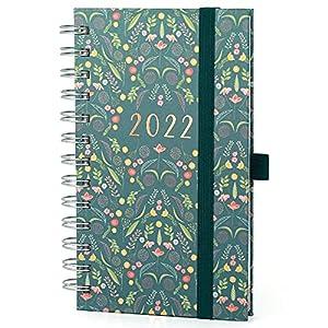 (en inglés) 'Pocket Life Book' de Boxclever Press. Agenda 2021 2022 Delgada. Agenda Escolar 2021 2022 Mediados Agosto'21…