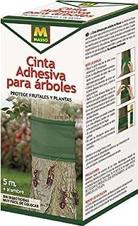 comprar comparacion MASSO 231401 Cinta Adhesiva Anti Insectos para árboles, Verde