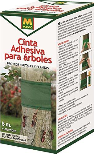 MASSO 231401 Cinta Adhesiva Anti Insectos árboles