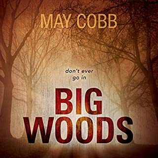Big Woods audiobook cover art