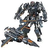 PUCHA Robot Transformador, Juguetes para niños, Juguete de transformación, Robot de deformación de aleación portátil, Juguete móvil, Figura de Robot de Combate, Modelo de Regalo para niños