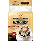 ゴールドスペシャル ドリップコーヒー スペシャルブレンド 粉 (8gx10p) 80g