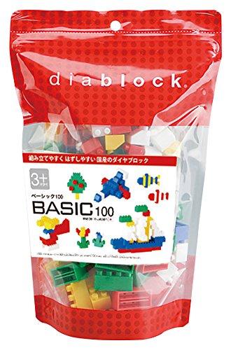 ダイヤブロック きほんシリーズ BASIC 100 DBB-06