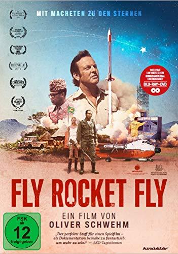 Fly, Rocket Fly - Mit Macheten zu den Sternen [Blu-ray]