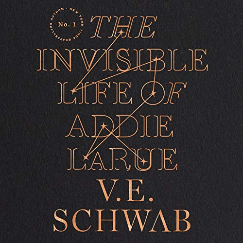 The Invisible Life of Addie LaRue  By  cover art