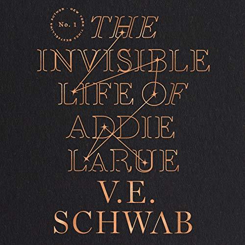 Page de couverture de The Invisible Life of Addie LaRue