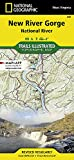 New River Gorge National River (National Geographic Trails Illustrated Map (242))