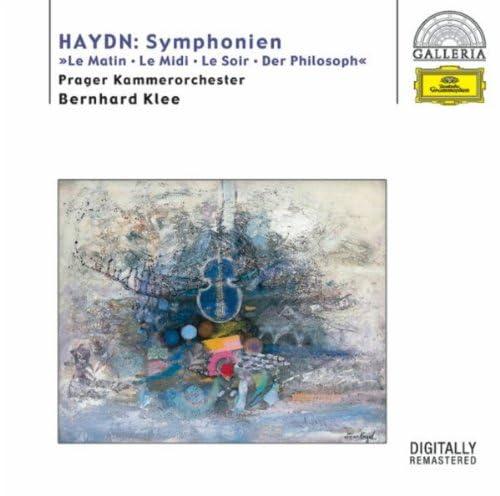 Prague Chamber Orchestra & Bernhard Klee