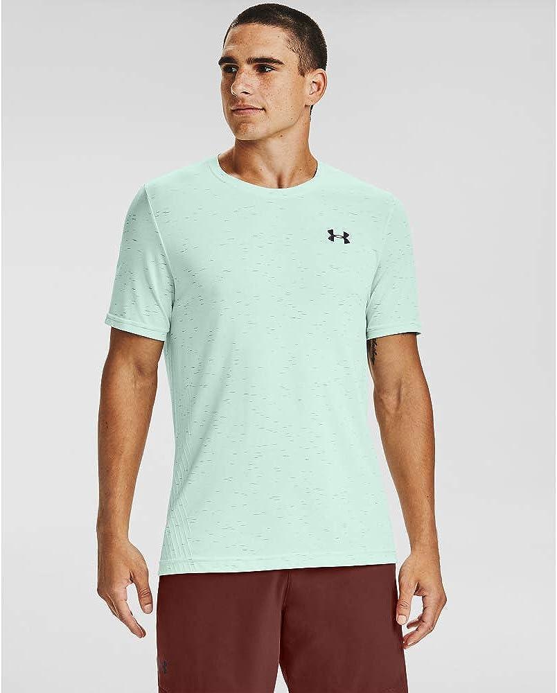 Under specialty shop Armour Dedication Men's Seamless Workout Sleeve T-Shirt Short