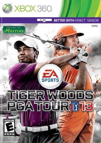 KINECT TIGER WOODS PGA TOUR 13 - XBOX 360