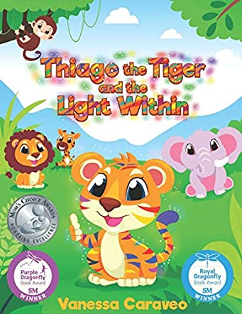 Thiago the Tiger and the Light Within