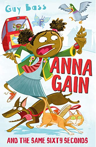 Anna Gain and the Same Sixty Seconds (English Edition)