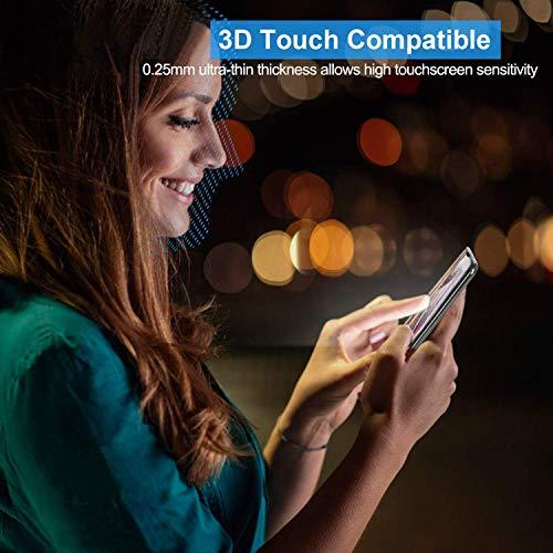 FCLTech Schutzfolie für Honor 4C, 2 Stücke Huawei Honor 4C Folie, Klar HD Weich Folie [TPU-Film] [Kompatibel mit Hülle] [Blasenfreie] Displayschutzfolie - 3