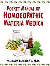 Pocket Manual of Homeopathic Materia Medica