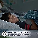 Huggies DryNites Boy hochabsorbierende Pyjamahosen Unterhosen für Jungen 4-7 Jahre, 2 Pack (2 x 3 x 10 Windeln) - 5