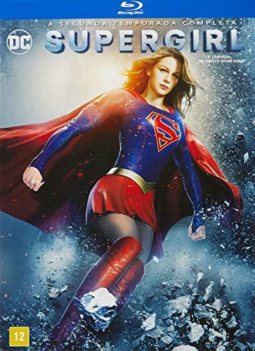 Supergirl 2A Temp [Blu-ray]