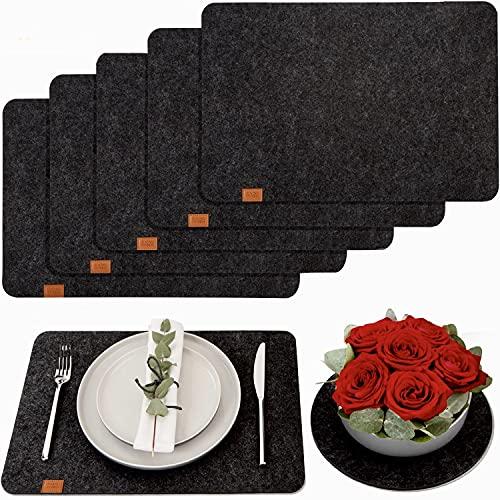 Dining concept -   Tischset aus Filz