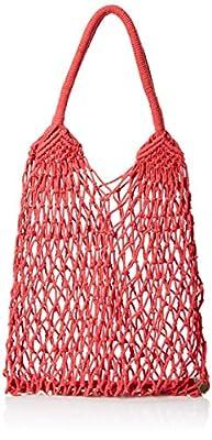 Billabong Women's Water U Doin Mesh Net Bag Red One Size