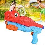 Miokycl Agua de Dinosaurio Squirt Pistolas para niños,Juguetes de Agua para niños y Adultos para Piscina Piscina Diversión,Partido de Verano Pistola de Agua Juguetes(Dinosaurio)