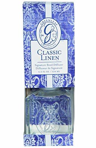 Classic Linens Greenleaf Signature Diffuser