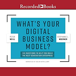 What's Your Digital Business Model? cover art
