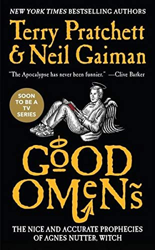 Good Omens: The Nice and Accurate Prophecies of Agnes Nutter, Witch, Surtido (cubierta de color negro o blanco)
