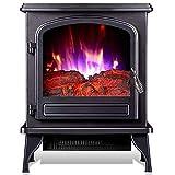 SEESEE.U Calefacción por Chimenea eléctrica Calefacción por Chimenea eléctrica Aparamenta de Seguridad Función de calefacción conmutable