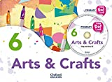 Pack Think Do Learn Arts & Crafts 6th Primary Student's Book (+ CD) - 9788467392395