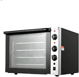 Commercial Electric Oven Large Capacity Cake Bread Pizza Oven Large Pantry Oven Hot Air Circulation Oven 220v 4500w