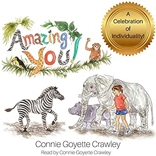 Amazing You! cover art