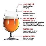 Spiegelau & Nachtmann, 6-teiliges Biertulpen-Set, Kristallglas, 440 ml, 4991884, Beer Classics - 7