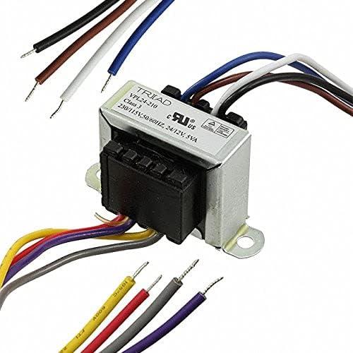 lowest Pack of 2 Triad Magnetics Transformer, 2 X online 12V, high quality 5Va - VPL24-210 online