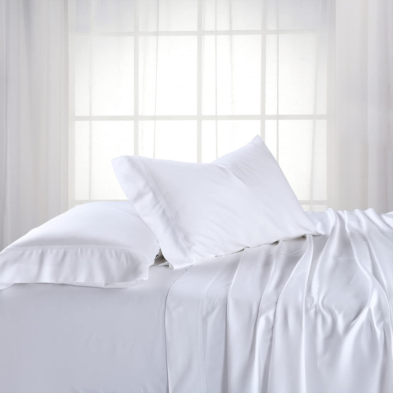 Royal Hotel Bedding ABRIPEDIC Bamboo Thread Pillowcases 600 Cou Clearance SALE! Limited time! New sales