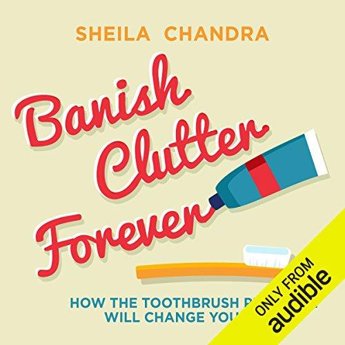 Banish Clutter Forever audiobook cover art