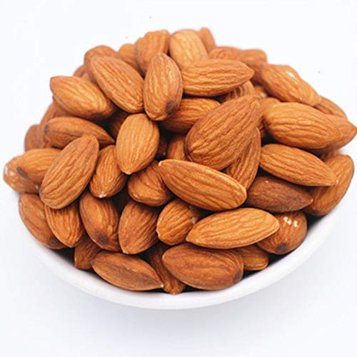 Natural Raw Almond Nuts Organic ** Free UK Delivery ** by Shopper's Freedom Herbs and Spices Seasoning - 100 Grams