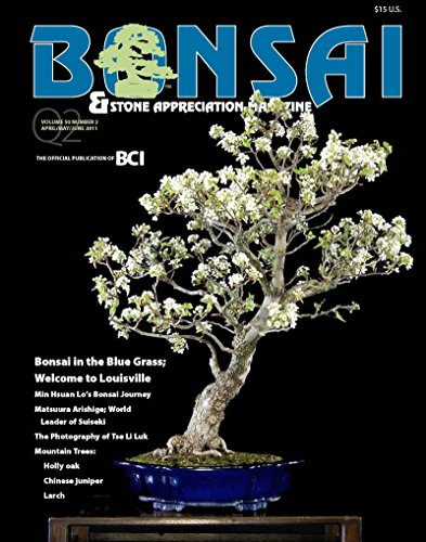 Bonsai & Stone Appreciation Magazine