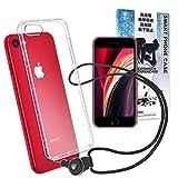 シズカウィル(shizukawill) iPhone8 iPhone7 iPhoneSE(第2世代)ケース クリアケース カバ……