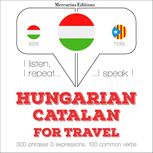 Hungarian – Catalan. For travel cover art