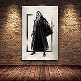 mmzki Spiel Ölgemälde The Poster Decoration Malerei auf