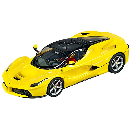 Carrera Evolution - 20027458 - Voiture De Circuit - Laferrari - Jaune