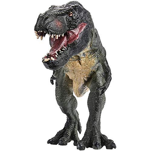 Shhjjyp Juguete De Dinosaurio Simulación Plástico Animal Tiranosaurio Rex Pterosaurio Allosaurus Dilophosaurus Triceratops Torosaurus Modelo Colección Regalo De Los Niños