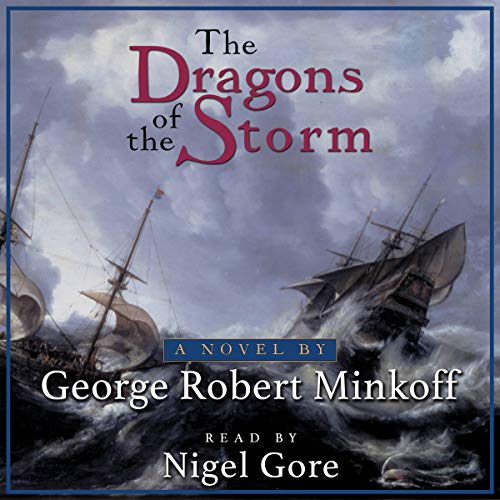 The Dragons of the Storm audiobook cover art