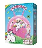Spiel AG Einhorn SPRUNGBALL HÜPFBALL 50 cm pink Unicorn - 2