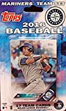 Seattle Mariners 2016 Topps Baseball Factory Sealed EXCLUSIVE Special Limited Edition 17 Card Complete Team Set with Felix Hernandez, Robinson Cano & More St... rookie card picture
