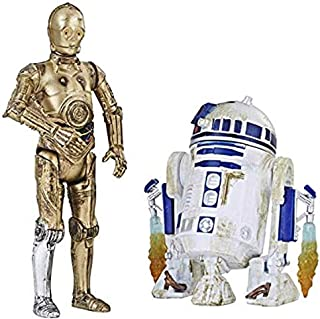 Star Wars Force Link 2.0 C-3PO & R2-D2 Two-Pack
