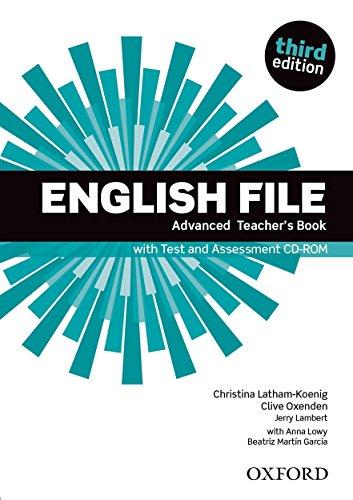 English File 3rd Edition Advanced. Teacher's Book