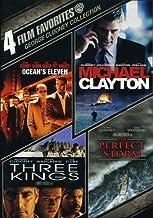 4 Film Favorites: George Clooney