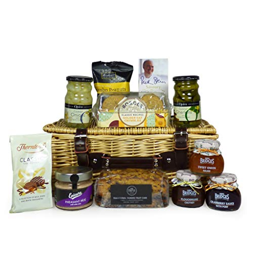 A Cosy Night in Food Hamper - Ideal Gift idea for Mum, Mothers Day, Birthday Present, Valentines, Thank You, Corporate, and Business Gifts, Christmas